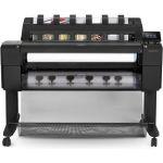 Сервисное обслуживание HP DesignJet T1530