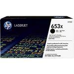 Тонер-картридж повышенной емкости для HP Color LaserJet Enterprise Flow M680z, M680dn, M680f (CF320X №653X) черный