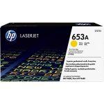 Тонер-картридж для HP Color LaserJet Enterprise M680dn, M680f, Flow M680z (CF322A №653A) (желтый)