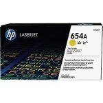 Тонер-картридж для HP LaserJet Enterprise M651n, M651dn, M651xh (CF332A №654A) (желтый)