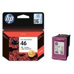 Картридж для HP Deskjet Ink Advantage 2020hc, 2520hc (CZ638AE №46) (трехцветный)