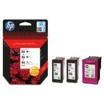 Комплект картриджей для HP Deskjet Ink Advantage 2020hc, 2520hc (F6T40AE №46)