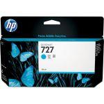 Картридж для HP Designjet T920, T1500 (B3P19A №727) голубой
