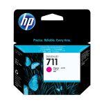 Картридж для HP DesignJet T120, T520 (CZ131A №711) (пурпурный) 29 мл