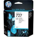 Картридж для HP Designjet T920, T1500 (B3P17A №727) (фото черный) (40 мл)