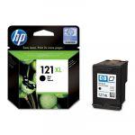 Картридж для HP DJ D2563, F4200 (CC641HE №121XL) (черный) (повышенной емкости)