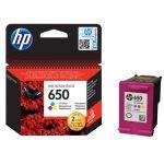 Картридж для HP DJ IA 2515, 3515 HP 650 CZ102AE (трехцветный)