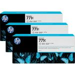 Картридж для HP Designjet Z6200 (B6Y38A №771C) (светло-серый) (775 мл) (3 шт)