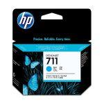 Картридж для HP DesignJet T120, T520 (CZ134A №711) (голубой) (29 мл) (3 шт)