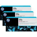 Картридж для HP Designjet Z6200 (B6Y35A №771C) (светло-пурпурный) (775 мл) (3 шт)