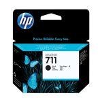 Картридж для HP DesignJet T120, T520 (CZ133A №711) (черный) (80 мл)