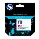 Картридж для HP DesignJet T120, T520 (CZ135A №711) (пурпурный) (29 мл) (3 шт)