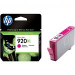 Картридж для HP Officejet 6000, 6500, 7000 (CD973AE №920XL) (пурпурный)