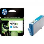 Картридж для HP Officejet 6000, 6500, 7000 (CD972AE №920XL) (голубой)