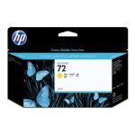Картридж для HP Designjet T610, T1100 (C9373A 72) (желтый)