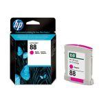 Картридж для HP OfficeJet Pro K550, K550dtn, K550dtwn, K5400 (C9387AE №88) (пурпурный)