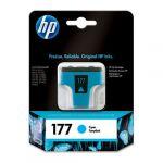 Картридж для HP Photosmart 8250, 8253, 3210, 3310 (C8771HE №177) (голубой)