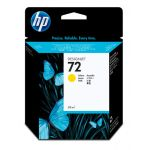 Картридж для HP Designjet T610, T1100 (C9400A 72) (желтый)