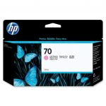 Картридж для HP Designjet Z2100, Z3100, Z3200 (C9455A №70) светло-пурпурный 130 мл