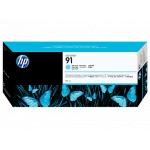 Картридж для HP DesignJet Z6100 (C9470A №91) (светло-голубой) (775 мл)