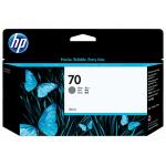 Картридж для HP Designjet Z2100, Z3100, Z3200 (C9450A №70) (серый) (130 мл)