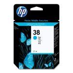 Картридж для HP PhotoSmart Pro B9180, B9180gp (C9415A №38) голубой