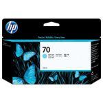 Картридж для HP DesignJet Z2100, Z3100 (C9390A №70) (светло-голубой)