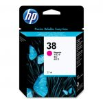 Картридж для HP PhotoSmart Pro B9180, B9180gp (C9416A №38) пурпурный