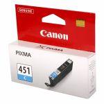 Canon CLI-451 C (6524B001)