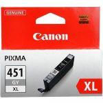 Canon CLI-451XL GY EMB (6476B001)