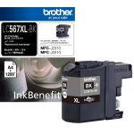 Brother LC-567XLBK (LC567XLBK
