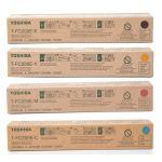 Toshiba T-FC200E C,M,Y,K