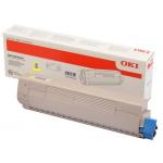 OKI 46471105 Toner-Y-C823