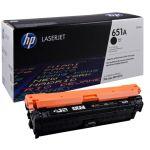 Тонер-картридж черный HP 651A Color LaserJet Enterprise 700 M775 (13,5K)