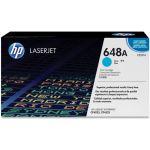 Картридж голубой HP Color LaserJet CP4525 (11K)