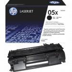 Картридж черный HP 05X LaserJet P2055 (6,5K)