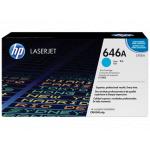 Принт-картридж голубой HP Color LaserJet CM4540 MFP (12,5K)