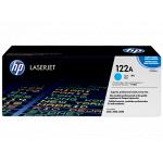 Картридж голубой HP Color LaserJet 2550/2820/2840 (4K)