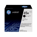 Картридж черный HP 45A LaserJet 4345mfp (18К)