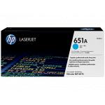 Тонер-картридж голубой HP 651A Color LaserJet Enterprise 700 M775 (16K), оригинальный