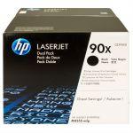 Картридж черный HP 90X (двойной) LaserJet M4555/ Enterprise M602/M603 (2x24К)