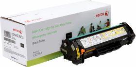 Тонер-картридж XEROX CE278A для HP P1566, P1606