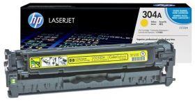 Тонер-картридж желтый HP Color LaserJet CM2320/CM2320fxi/CM2320nf/CP2025/CP2025dn/CP2025n (2,8K)
