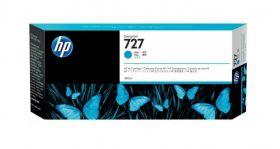 Картридж для HP DesignJet T2530, T1530, T930, T1500, T2500, T920 (F9J76A) голубой
