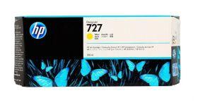 Картридж для HP Designjet T1500, T920, T2530, T1530, T930, T2500 (F9J78A) (желтый)