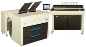 Черно-белый принтер KIP 7570P