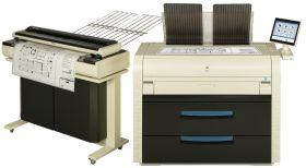 Монохромный лазерный принтер KIP 7570P