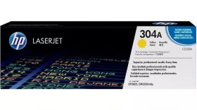 Картридж желтый HP 304A/CC532A