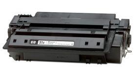Черный картридж Q7551X