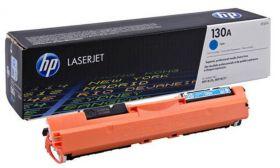 HP 130A, оригинальный лазерный картридж HP LaserJet, голубой (CF351A)